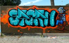 Graffiti Couwenhoek (oerendhard1) Tags: graffiti streetart urban art rotterdam couwenhoek stern