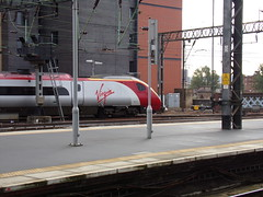 GLASGOW 390114 CITY OF MANCHESTER (johnwebb292) Tags: electric class 390 390114 cityofmanchester pendolino virgin glasgow