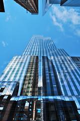 One57 (elizaroff) Tags: one57 newyork newyorkcity nyc ny streetphotography street 57street manhattan manhattanskyline skyline sky blue skyscrapers skyscraper newyorkskyline