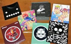 (vivian88137) Tags: ttf ttf2016 2016 arttoy greysmith stickers