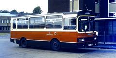 Slide 078-33 (Steve Guess) Tags: merthyr tydfil borough council bus south wales gb uk dennis lancet wadham stringer vanguard tudful