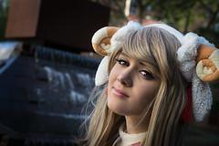 Kotori-1 (YGKphoto) Tags: anime convention cosplay costume kotori lovelive metacon minneapolis minnesota downtown sheep videogames