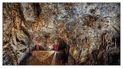 Edertasunaren bilgunea (Sorginetxe (Iigo Gmez de Segura)) Tags: espeleologa espeleofotografa cueva cave caving cavidad excntricas espeleotemas fotografa subterrnea