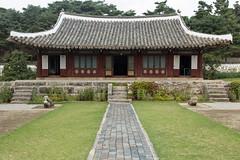 Korean Pagoda (Steve Vallis) Tags: dprk northkorea korea pagoda unesco school university