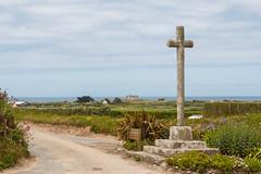 Calvaire sur l'Île de Batz (aurelien.ebel) Tags: bretagne finistère france île îledebatz