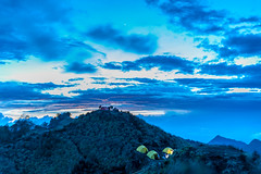 Mt. Rinjani Volcano (Jixin YU) Tags: rinjani lombok active caldera nature camp lake indonesia anak crater white volcano blue national hiking background travel mount trekking island sky park gunung landscape segara mountain