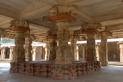 Perfomance stage (VinayakH) Tags: bhoganandeeshwaratemple karnataka india temple nandihills chikkaballapura chola ganga hoysala tipusultan religious historic