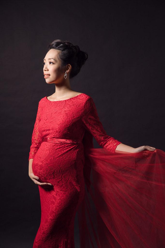 孕婦寫真,孕婦攝影,孕婦棚拍,法鬥攝影棚,妞妞22
