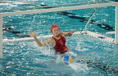 2A150586 (roel.ubels) Tags: uzsc zpb hl productions waterpolo eredivisie utrecht krommerijn 2016 sport topsport