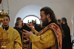 51. Church service in Svyatogorsk / Богослужение в храме г.Святогорска 09.10.2016