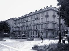 Torino Italia bw 1 (Juan Felipe Gmez T) Tags: italia torino bw olympusep1 zuiko17mm128 linuxmint showfoto