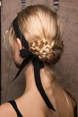 backstage-erdem-spring-2017-rtw_cool-chic-style-fashion (Cool Chic Style Fashion) Tags: braids details earrings erdem fashion floraldress floralprinted hairstyle lacedress lfw londonfashionweek runway springsummer2017