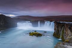 """Godaffoss""Iceland (Pepelahuerta) Tags: verde godaffoss waterfalls iceland pepelahuerta canon6d"