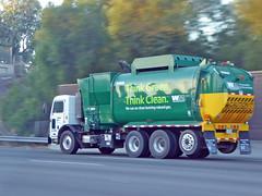 WM Truck 9-30-16 (Photo Nut 2011) Tags: sanitation california wastedisposal truck garbage trash waste junk garbagetruck trashtruck refuse wastemanagement wm 104515