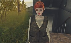 161015 (yu) Tags: tram mato theseasonsstory vco secondlife sl slhairstyle fashionfeedofsllook unisexhair