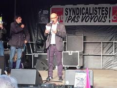 JOL CARLIER (marsupilami92) Tags: frankreich france hautsdefrance somme 80 amiens goodyear syndicat cgt solidaires soutien manifestation justice appel jolcarlier pcf