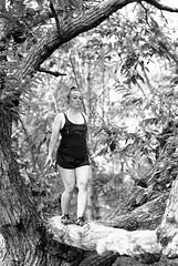 Nichole Scaraglino (mattbellphoto) Tags: nikon fe2 85mmf14 kodak trix 400tx 35mm film bw blackandwhite xtol nicolescaraglino workout fitness