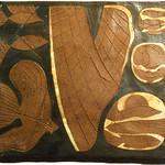 "<b>Tile</b><br/> Schwarz, LFAC#877, Stoneware, Ceramics<a href=""http://farm9.static.flickr.com/8275/8699568586_c622569269_o.jpg"" title=""High res"">∝</a>"