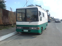 Ambulance Bus (Hari ng Sablay ) Tags: bus philippines ambulance minibus isuzu midsize pbpa philippinebusphotographersassociation