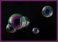 Bubbles (Yvette-) Tags: colours bubbles nikond5100