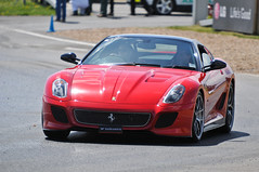 Brooklands Italia day 2013 - Ferrari 599 GTO (jamesst1968) Tags: italia ferrari lamborghini brooklands italiaday