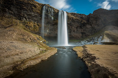 Freefall (matt_frankel) Tags: water 30 waterfall iceland nikon long exposure filter nd nikkor f4 seljalandsfoss density neutral d600 1635mm 10stop