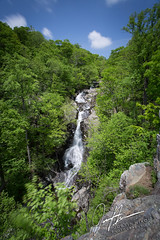 Whiteoak Canyon Falls. (JCNixonPhoto) Tags: longexposure canon virginia waterfall nationalpark canyon filter va lee nd skylinedrive 1740l shenandoahnationalpark neutraldensity 10stop bigstopper 5dmkiii justinnixon