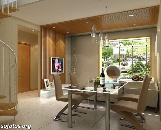 Salas de jantar decoradas (83)