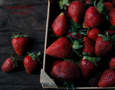 Fresas (Yolanda Abad) Tags: cherry rojo strawberry fruta stillife fresas cerezas yolandaabad yabad54