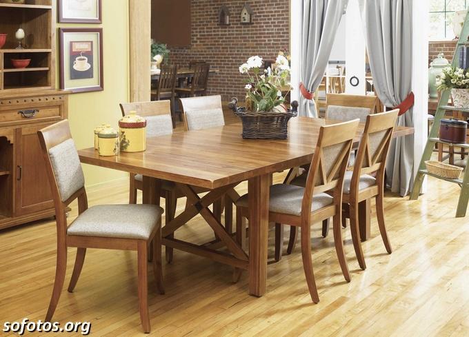 Salas de jantar decoradas (153)