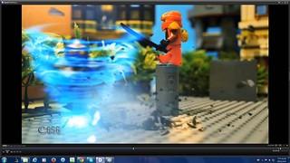 【玩具人Counter656投稿】忍者樂高決戰動畫!