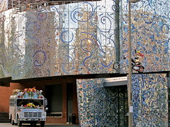 Art Museum (Anna Sikorskiy) Tags: city urban usa streetart abstract building art colors architecture modern reflections artistic streetphotography style naturallight baltimore explore vision