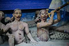 Leon 8 & 9 (Ye-Zu) Tags: voyage trip burma bouddha myanmar worldtour birmanie tourdumonde mawlamyine