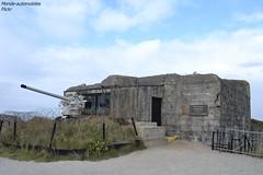 Blockhaus avec canon (Monde-Auto Passion Photos) Tags: pointe france bretagne finistre penhir monument muse mmorial blockhaus canon