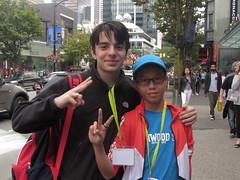 Vancouver 19-07-2016 (NR Intercmbio) Tags: vancouver artgallery robsonstreet 20160719