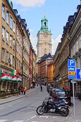 DSC02596 (Monica's Dad) Tags: sweden europe scandinavia stockholm motorcycles street