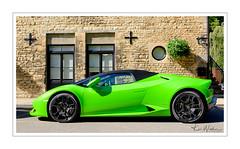Lamborghini Huracan LP 610-4 Spyder (Ken Walker Photography) Tags: italiancar supercar lamborghini softop supersport lamborghinihuracanlp6104spyder sportscar