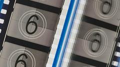 Deep six (Carbon Arc) Tags: 16mm film movie countdown 6 six mirror reflection