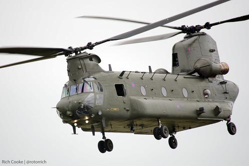 RAF Chinook at RIAT 2016