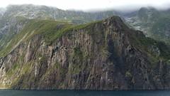 SAILING BY (Joan-Marie E) Tags: 065946 samsunggalaxys6edge fjord fiord fiordlandnationalpark wow shorescape gorgeous