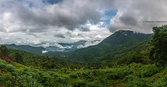 Paithalmala () (Sreelesh Sreedhar) Tags: nature wideangle india outdoor kerala green ngc nikon nikonflickraward nikond800 kannur mountain nikon1635mm panorama