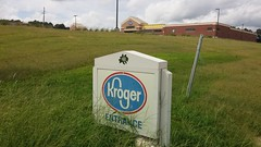 A little overgrown, but certainly not a wasteland anymore... (Retail Retell) Tags: kroger marketplace v478 hernando ms desoto county retail construction expansion project
