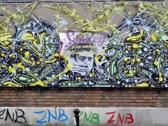 yeux embus d'tranges libellules (Jeanne Menj) Tags: ruecarriremainguet paris11 yeux embus streetart urbanart smiley