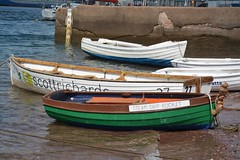 Small Boats (Charles Dawson) Tags: boat devon teignmouth