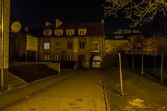 Chrzanw (nightmareck) Tags: chrzanw maopolskie polska poland europa europe fotografianocna bezstatywu night handheld fujifilm fuji xe1 apsc xtrans xmount mirrorless bezlusterkowiec xf18mm xf18mmf20r fujinon pancakelens