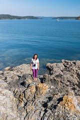 "Ana at ""Bailey Point"" (erickPDX) Tags: sanjuanislands orcasisland demorcas washington pnw"