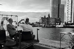 Rotterdam Impressions (g e r a r d v o n k ) Tags: artcityart art architectuur blackandwhite canon city canon5d3 expression eos europe flickrsbest fantastic flickraward holland haven harbor lifestyle ngc newacademy nederland outdoor photos people port reflection stad street summer this travel unlimited uit urban whereisthis water rotterdam yabbadabbadoo