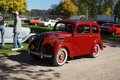 1951 Ford Anglia E494A (DVS1mn) Tags: car cars carshow automobile auto automobiles automotive 1951 ford anglia e494a 51 fomoco fordmotorcompany