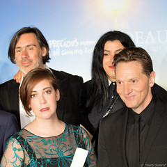 10-09-2016-63 Emmanuel Mouret Marjane Satrapi Anna Rose Olmer Matt Ross (Thierry Sollerot) Tags: deauville2016 thierrysollerot tapis rouge deauville festival film amricain american