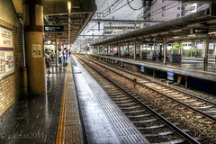 Station Perspective (akirat2011) Tags: japan hdr 5xp